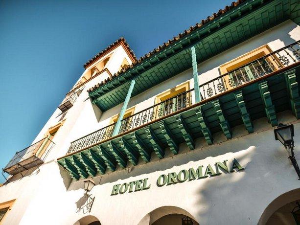 Hotel Oromana Alcala de Guadaira