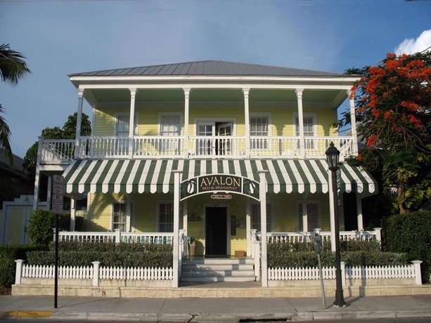 Avalon Bed and Breakfast Key West