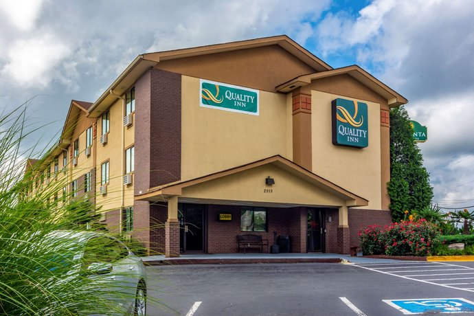 Quality Inn Atlanta Airport-Central