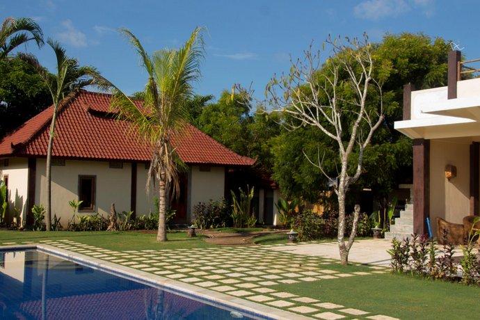 Bananaleaf Dive Hostel Bali