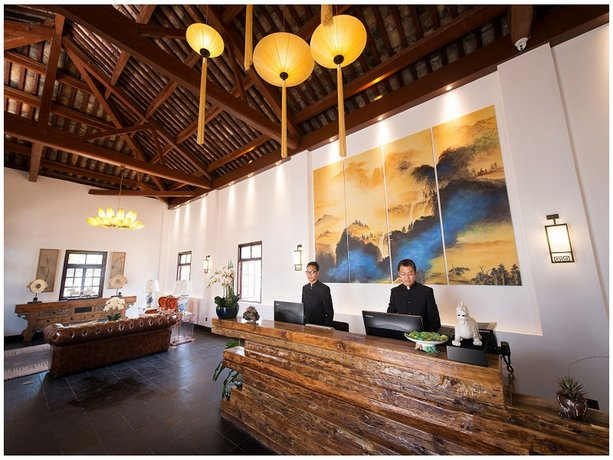 Kunming Redolence Garden Boutique Hotel
