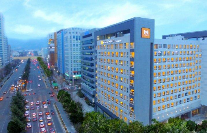 M Stay Hotel Changwon