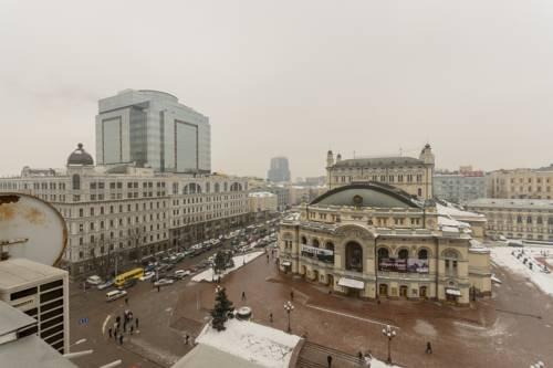 Apartment on Vladimirskaya Street 51/53