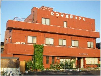 RYOKAN Tatsumi Kanyo Hotel