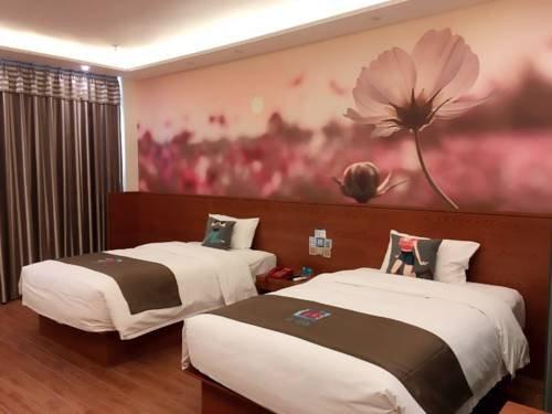 Pai Hotel Xuzhou Jinying Shopping Mall