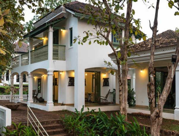 The Postcard Velha Goa