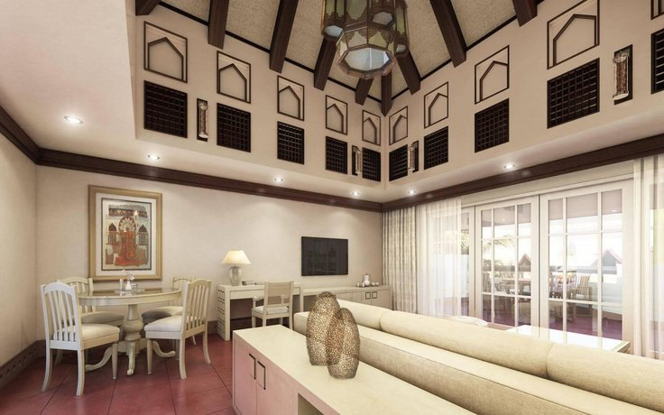 Beit Al Bahar Royal Villas at Jumeirah Beach Hotel