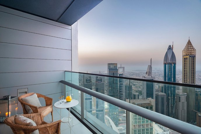 Dream Inn Dubai Apartments - Index Tower