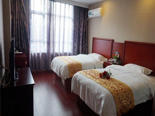 GreenTree Inn HeBei Tangshan Lubei District Xueyuan Road Business Hotel