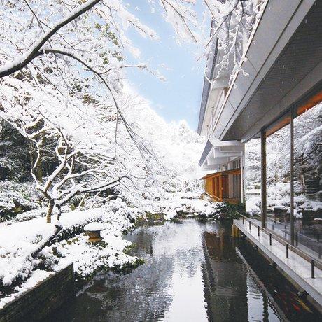 Ryokan Akiu Onsen Hotel New Mitoya Annex
