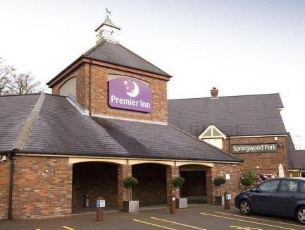 Premier Inn Macclesfield North