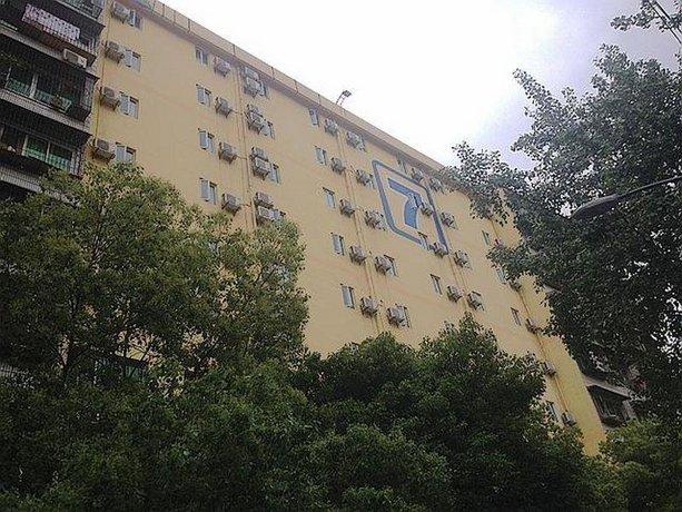 7 Days Inn Wuhan Huangheloujingqu Yanzhi Road Branch