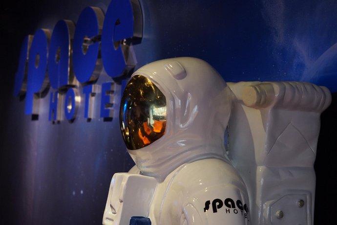 Space Hotel @ Chinatown Kuala Lumpur