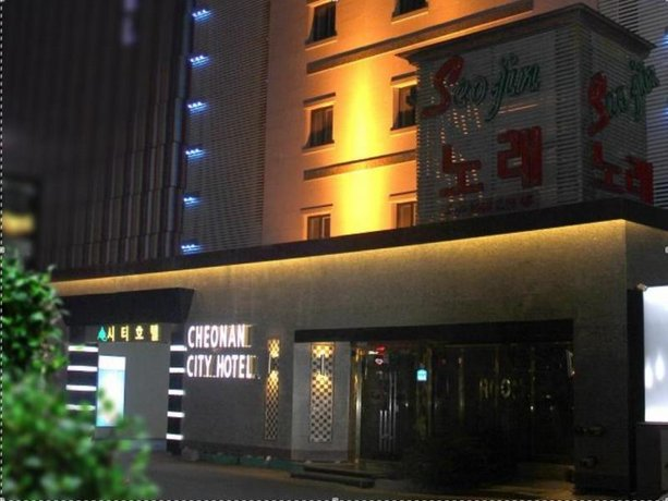 Cheonan City Hotel