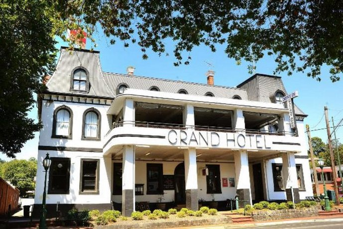 The Grand Healesville