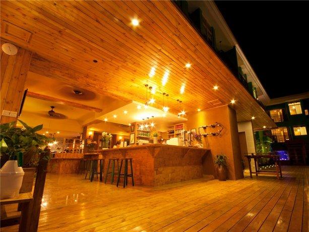 Barry Jiantu City Inn