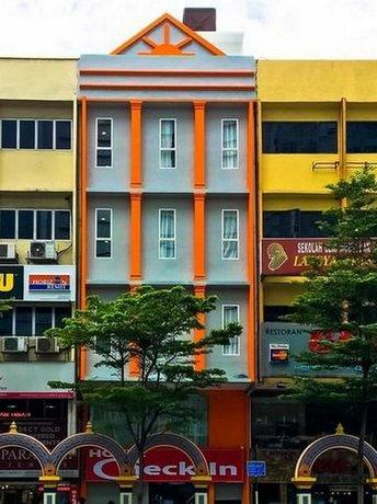 Hotel Check-In Kuala Lumpur