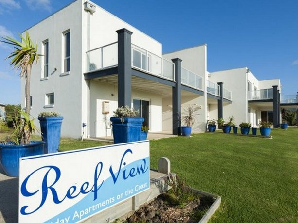 Reef View Apartment 1 & 2