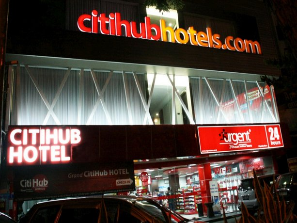 CitiHub Hotel @Tunjungan