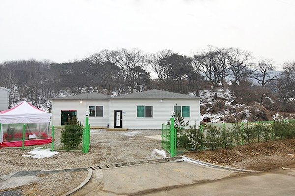 Paju Mountain Breeze Pension