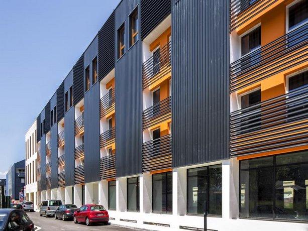 Teneo Apparthotel Bordeaux Maritime