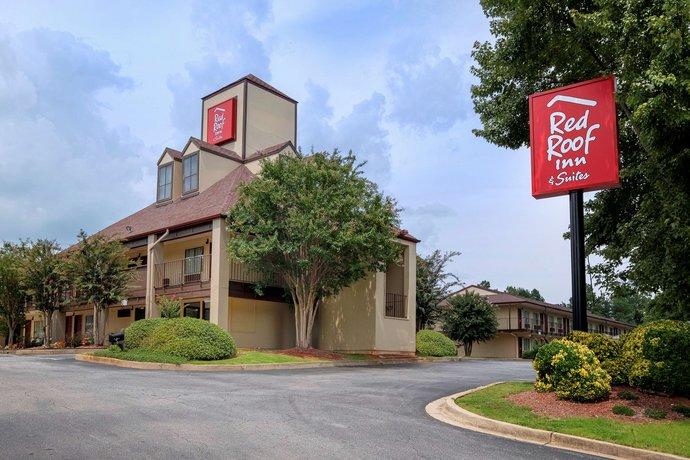 Red Roof Inn & Suites Spartanburg I-85