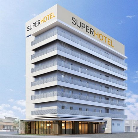 Super Hotel Yamagata Sakuranbo Higashine Ekimae