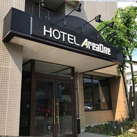 Hotel Areaone Kitaibaraki