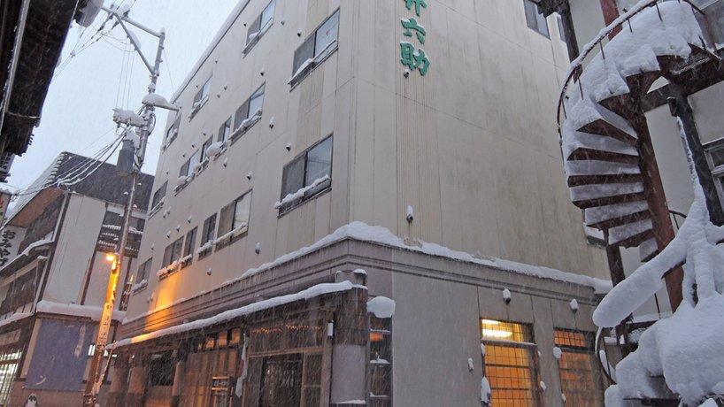 Hijiroi Onsen Wakamatsuya Murai Rokusuke