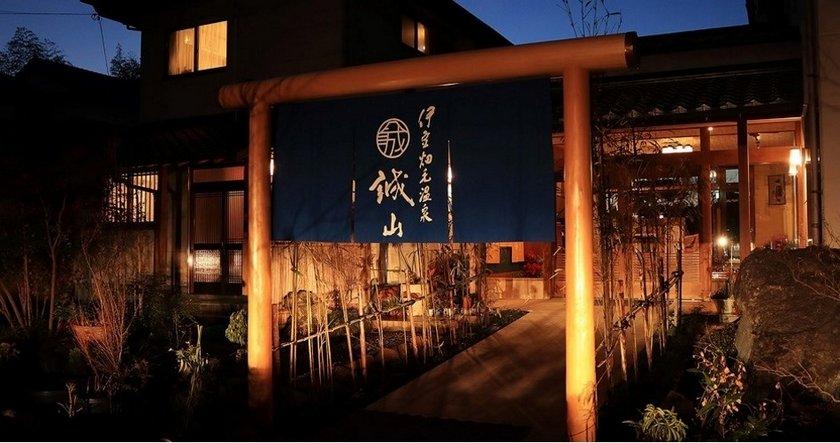 Izuhatake Onsen Seizan