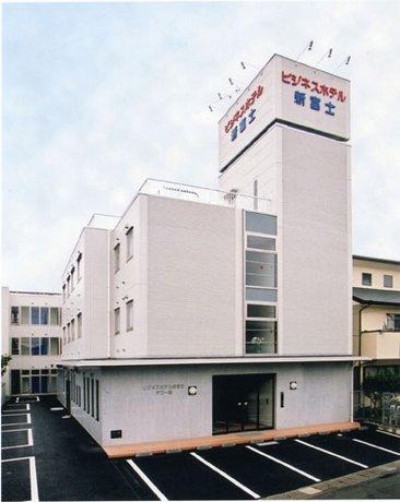 Business Hotel Shinfuji Tower-kan