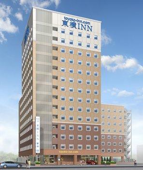 Toyoko Inn Shinfuji-eki Minami-guchi