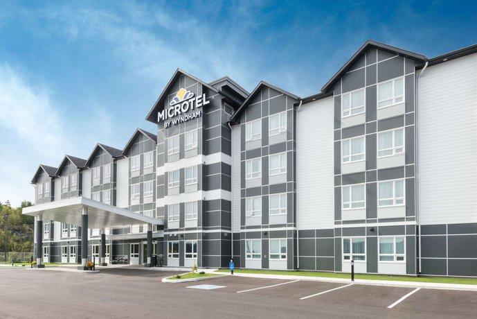 Microtel Inn & Suites by Wyndham Sudbury