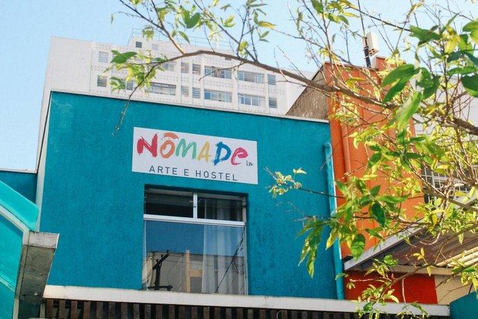 Nomade In Arte e Hostel Sao Paulo