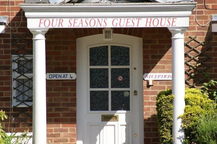All Seasons Guest House Gatwick