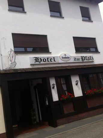 Gasthaus zur Pfalz Hockenheim