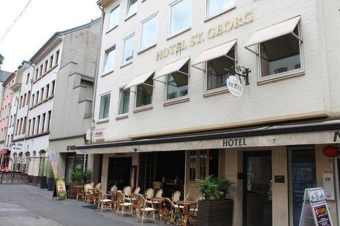 Altstadt Hotel St Georg Dusseldorf