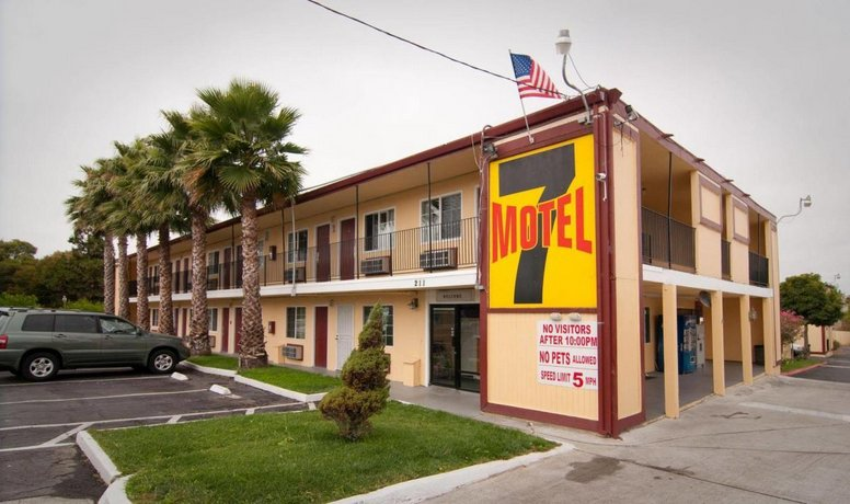 Motel 7 Vallejo