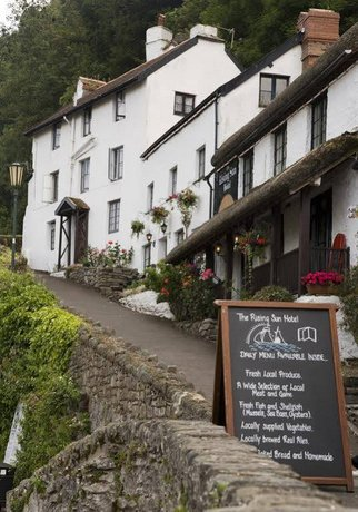 Rising Sun Hotel Lynmouth