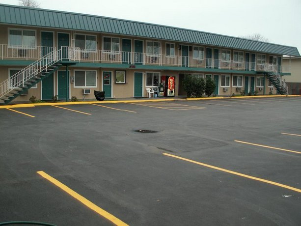 Executive Motel Eugene