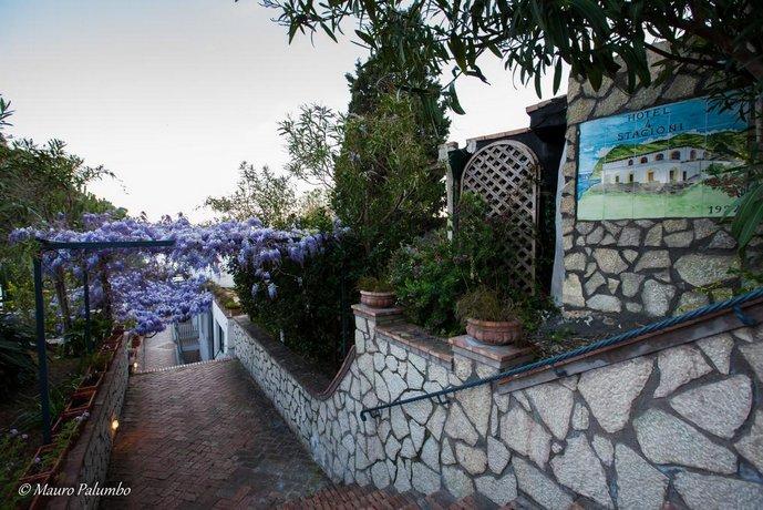 Hotel 4 Stagioni Capri