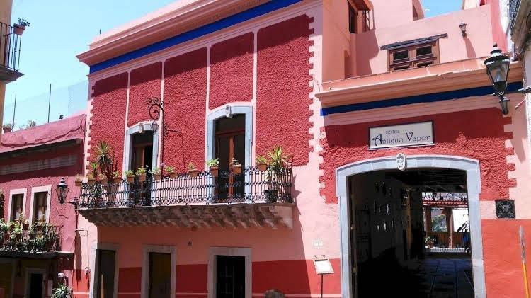 Hotel Antiguo Vapor Categoria Especial