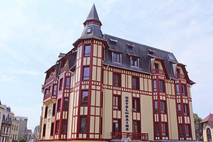 Hotel Des Bains Granville