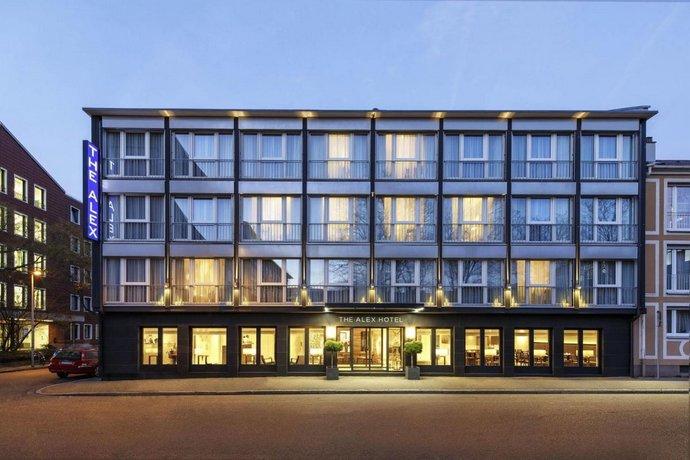 The Alex Hotel Freiburg im Breisgau