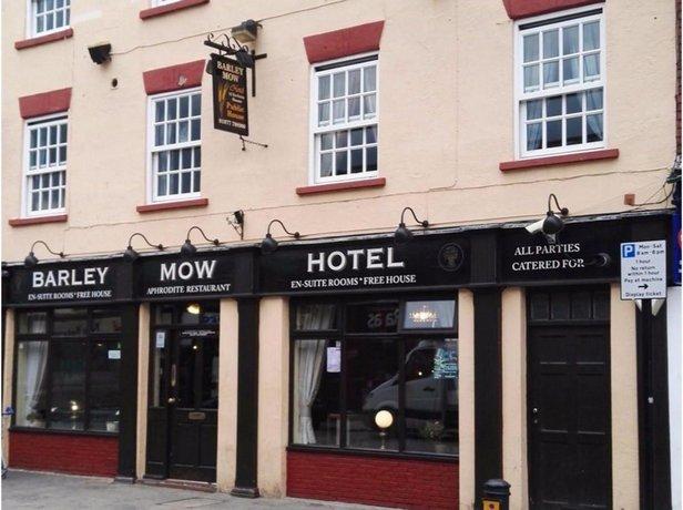 Barley Mow Hotel