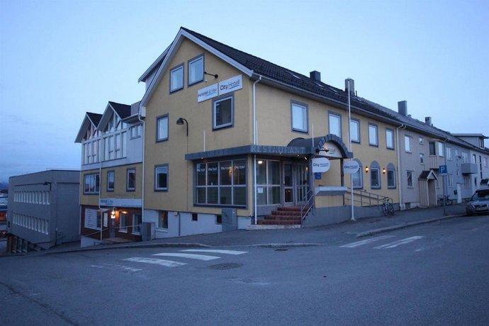 City Hotel Bodo