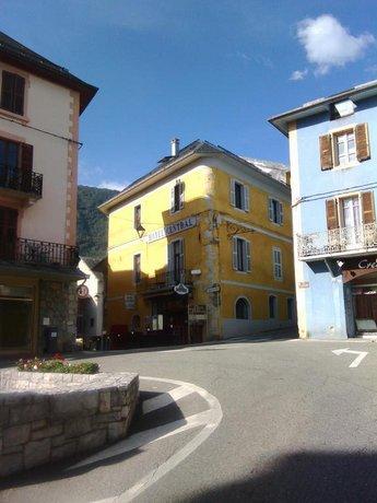 Hotel Central Saint-Pierre-d'Albigny