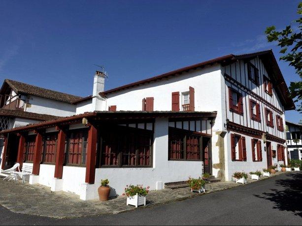 Logis Hotel Baratchartea