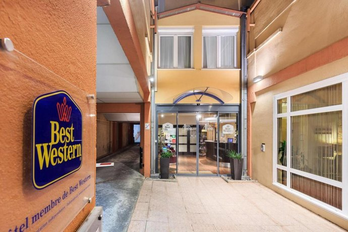 Best Western Athenee by Happyculture
