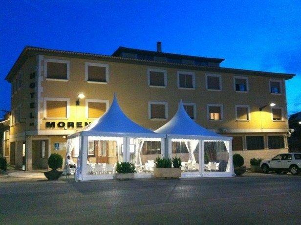 Hotel Moreno Elche de la Sierra